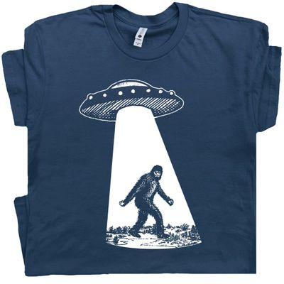 Bigfoot Ufo Abduction