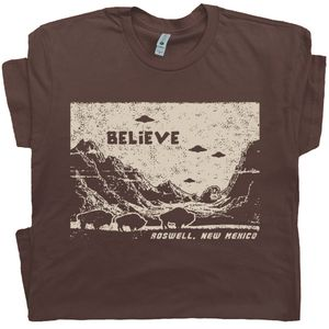 UFO T Shirt Roswell New Mexico
