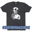 Ufo T Shirts Alien Drinking Shirt Area 51 Shirt Roswell New Mexico Shirt Cool Graphic Tees