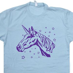 Unicorn T Shirt Vintage Unicorn Shirt Mythical Animal Shirt Retro Graphic