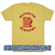 Washington Redskins T Shirt Vintage Washington Redskins Shirt Throwback