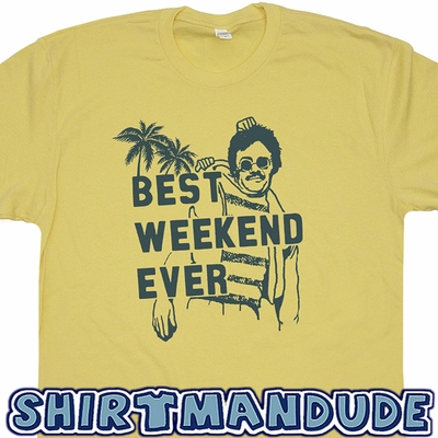 Weekend At Bernies T Shirt 80s Movie