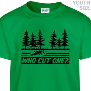 Who Cut One Tee
