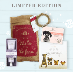 ANIMAL LOVERS<br>Limited Edition Gift Set