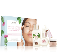 Bright Eyed & Bushy-Tailed 4-Piece Facial Care Set