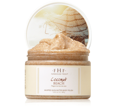 Coconut Beach® Whipped Shea Butter Body Polish - SOLD OUT