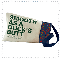Duck's Butt Gifting Tote