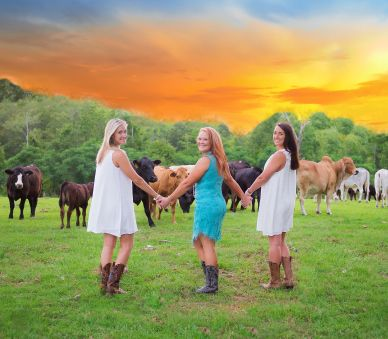 PEACEFUL SKIN CARE: WHAT FARM TO SPA IS ALL ABOUT