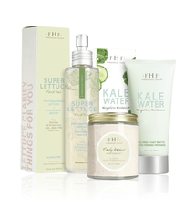 Fast Fresh Facial Set - For Normal to Oily Skin