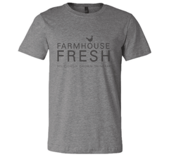 FarmHouse Fresh® Donation T-Shirt - Grey