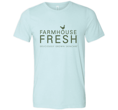 FarmHouse Fresh® Donation T-Shirt - Blue