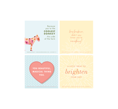 FHF Greeting Cards - Just Because
