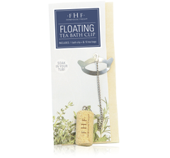 Floating Tea Bath Clip Set