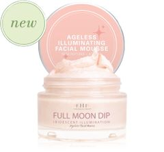 Full Moon Dip® Iridescent Illumination Ageless Facial Mousse