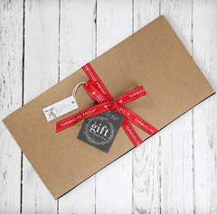 GIFT WRAP<BR>Service