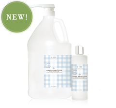 Liquid Hand Sanitizer, Gallon + FREE 8 oz. Refill