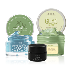 Hello Bright Eyes Facial Set - For All Skin Types