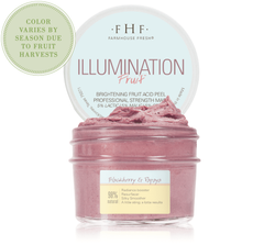 Illumination Fruit® Professional Strength Brightening Fruit Acid Peel Mask