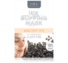 Mango-Poppy Seed Facial Buffing Mask