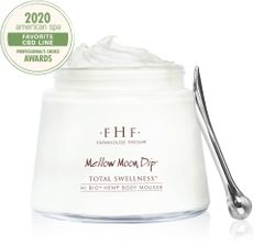Mellow Moon Dip® Hi-Bio® Hemp Relaxation Body Mousse