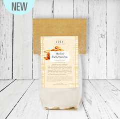 Melted Butterscotch Fizzing Bath Soak