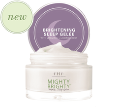 Mighty Brighty™ Vitamin C + Licorice Root Brightening Sleep Gelee