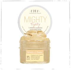 MIGHTY TIGHTY®<br>Turmeric & Banana Tightening Mask