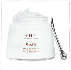 MOON DIP®<BR>Back To Youth Ageless Body Mousse
