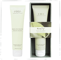 Moon Dip® Back To Youth Ageless Mousse for Hands