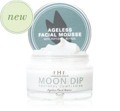 Moon Dip® Youthful Complexion Ageless Facial Mousse
