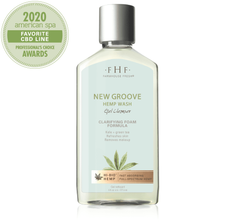 New Groove® Hemp Wash Gel Cleanser