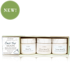 Over The Moon - Moon Dip® Body Mousse Sampler