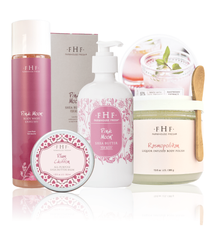 Pink Bubbletini Body Retreat Kit