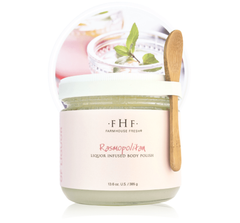 Rasmopolitan® Liquor Infused Body Polish