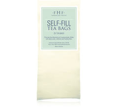 Self-Fill Bath Tea Bags