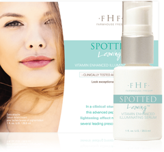 Spotted Leaving® Vitamin Enhanced Illuminating Serum