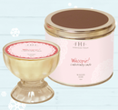 WHOOPIE®!<BR>Deluxe Confectionery Glass Candle