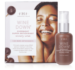 Wine Down® Overnight Super Antioxidant Recovery Serum