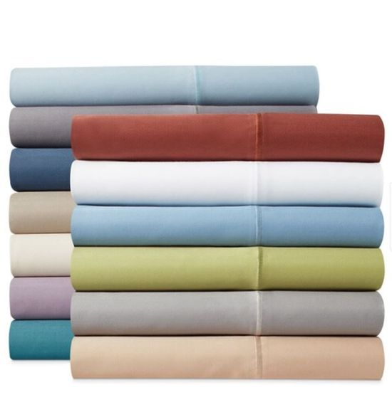 1000 TC Rayon from Bamboo Cotton Sheet Sets (Style: Solid)