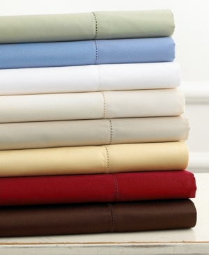 1500 Thread Count 100% Egyptian Cotton Full Sheet Sets (Style: Solid)