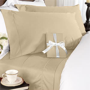 1500 Thread count Twin sheet sets (Solid)