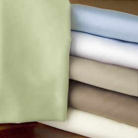 800 Thread Count Duvet Sets (Style: Solid)