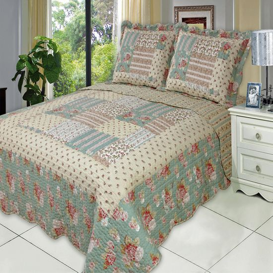 Annabel Oversized Coverlet Set