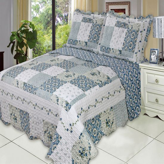 Brea Oversize Coverlet Set