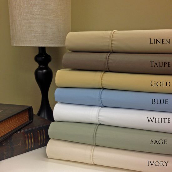 Wrinkle Free 650 Egyptian Cotton Duvet Covers
