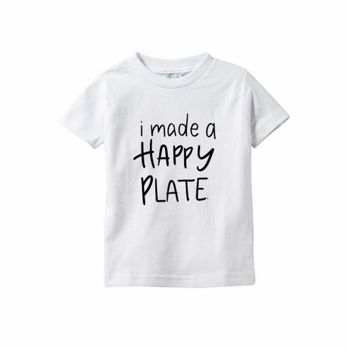 I Made A Happy Plate® T-Shirt