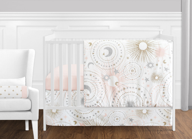 Bedding Sets Home Kitchen Solid White, Cot Bedding Grey And White Stars