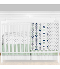 11pc Bumperless Crib Sets