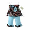 2pc Smocked Boutique Baby Outfit by Sweet Jojo Designs