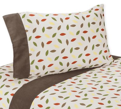 3 pc Twin Sheet Set for Forest Friends Collection - Click to enlarge